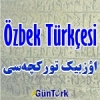 Ozbek Turkcesi